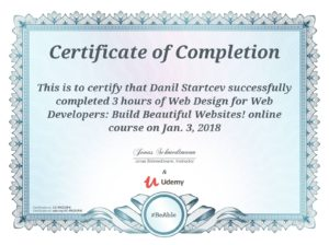 Web Developers: Build Beautiful Websites